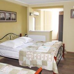 Отель Red Fox Guesthouse Стандартный номер с различными типами кроватей фото 6
