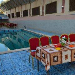Отель Abjar Hotel Иордания, Амман - отзывы, цены и фото номеров - забронировать отель Abjar Hotel онлайн бассейн фото 2