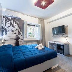 Отель Il Rosso e il Blu 3* Стандартный номер с различными типами кроватей фото 20