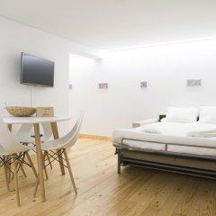Отель Páteo Saudade Lofts 3* Апартаменты с различными типами кроватей фото 4