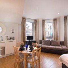 Апартаменты My Apartments Piccadilly Circus комната для гостей фото 5