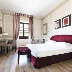 FH55 Hotel Calzaiuoli 4* Стандартный номер с различными типами кроватей