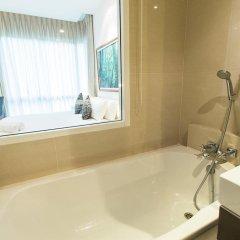 Отель The Title Comfort Condotel ванная