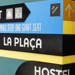 Generator Hotel Barcelona городской автобус