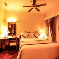 Du Parc Hotel Dalat 4* Полулюкс с различными типами кроватей