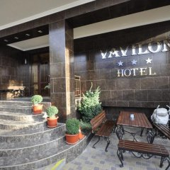 Гостиница Вавилон в Большом Геленджике 4 отзыва об отеле, цены и фото номеров - забронировать гостиницу Вавилон онлайн Большой Геленджик интерьер отеля фото 2