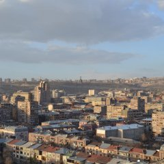 Отель Penthouse in Republic Square Ереван фото 2
