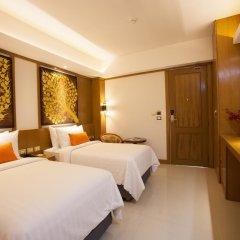 Chabana Kamala Hotel 4* Улучшенный номер с двуспальной кроватью