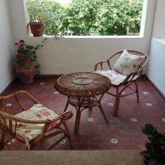 Отель villa teocles Джардини Наксос балкон