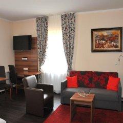 BATU Apart Hotel 3* Улучшенные апартаменты с различными типами кроватей фото 3