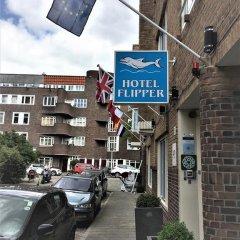 Отель Budget Hotel Flipper Нидерланды, Амстердам - 2 отзыва об отеле, цены и фото номеров - забронировать отель Budget Hotel Flipper онлайн фото 3