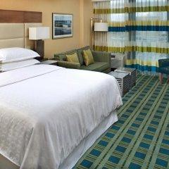 Sheraton Virginia Beach Oceanfront Hotel 3* Стандартный номер с различными типами кроватей