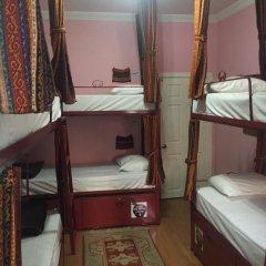 Big Apple Hostel & Hotel Кровать в общем номере с двухъярусной кроватью фото 8
