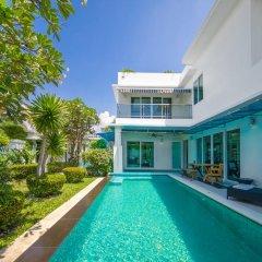 Отель Villas In Pattaya 5* Стандартный номер с различными типами кроватей фото 45