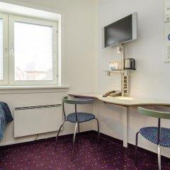 CABINN Odense Hotel 2* Стандартный семейный номер с различными типами кроватей фото 5
