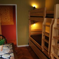 Отель Hostelik Wiktoriański Стандартный номер с различными типами кроватей (общая ванная комната) фото 10