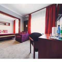 Отель CHMIELNA 2* Улучшенный номер фото 7