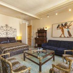 Отель El Petit Palauet Люкс с различными типами кроватей фото 29