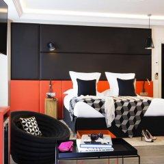 Terrass'' Hotel Montmartre by MH 4* Люкс с различными типами кроватей фото 6