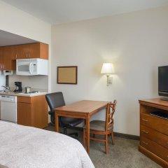 Отель Candlewood Suites NYC -Times Square 3* Студия с различными типами кроватей фото 10