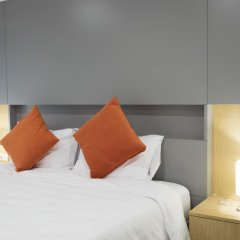 Отель PJ Inn Pattaya 3* Студия с различными типами кроватей фото 2
