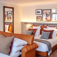 Kimpton Charlotte Square Hotel 5* Улучшенный семейный номер с разными типами кроватей фото 4