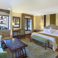 Отель The Laguna, a Luxury Collection Resort & Spa, Nusa Dua, Bali 5* Студия Делюкс с различными типами кроватей фото 2