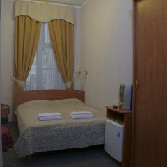 Отель Меблированные комнаты Амулет на Большом Проспекте 2* Стандартный номер фото 6