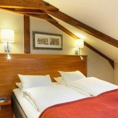 Отель Scandic Holberg 3* Номер категории Эконом с различными типами кроватей фото 3