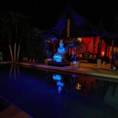 Отель Buddha Villa Колумбия, Сан-Андрес - отзывы, цены и фото номеров - забронировать отель Buddha Villa онлайн бассейн