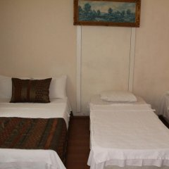 Ozdemir Pansiyon Стандартный семейный номер с двуспальной кроватью (общая ванная комната) фото 5