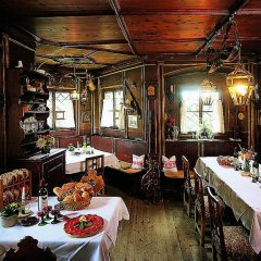 Отель Gasthof Eggwirt Монклассико питание фото 3