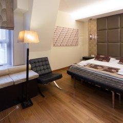 Continental Hotel Budapest 4* Представительский номер с различными типами кроватей фото 3