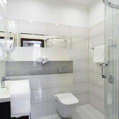 Отель Aparthotel Wodna Польша, Познань - отзывы, цены и фото номеров - забронировать отель Aparthotel Wodna онлайн ванная фото 2