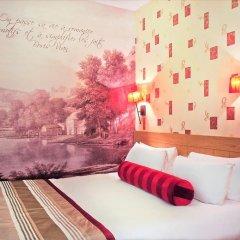 Hotel Romance Malesherbes by Patrick Hayat 3* Стандартный номер разные типы кроватей фото 10