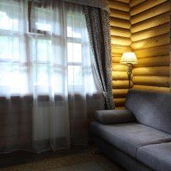 Гостиничный комплекс Сосновый бор Коттедж с различными типами кроватей фото 13