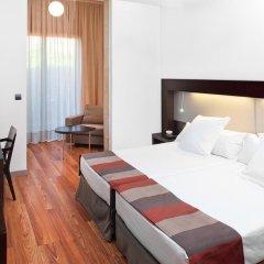Отель Catalonia Port 4* Стандартный номер с различными типами кроватей фото 9