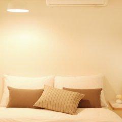 Отель The Mei Haus Hongdae 3* Номер Делюкс с различными типами кроватей фото 8
