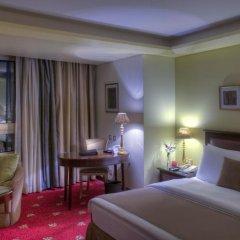 Отель Le Royal Hotels & Resorts - Amman 5* Номер Делюкс с различными типами кроватей фото 4