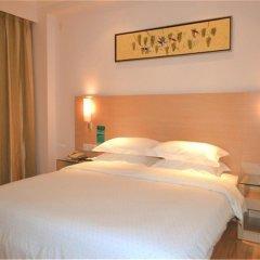 Отель City Comfort Inn Guangzhou Jiahe Branch комната для гостей фото 3
