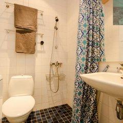 Отель 4pillowsapartments Malminkatu ванная
