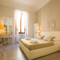 Отель B&B Vatican's Keys 3* Стандартный номер с двуспальной кроватью (общая ванная комната) фото 8