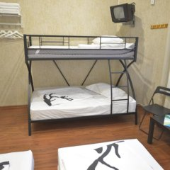 Мери Голд Отель 2* Стандартный номер с разными типами кроватей фото 19
