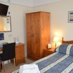 Отель Stover Lodge удобства в номере