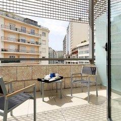 Отель Eurostars Lisboa Parque балкон