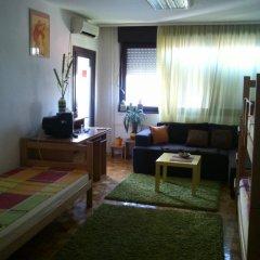 Отель Cricket Hostel Сербия, Белград - отзывы, цены и фото номеров - забронировать отель Cricket Hostel онлайн комната для гостей фото 5