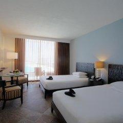 Отель Reflect Krystal Grand Cancun Улучшенный номер с различными типами кроватей фото 3