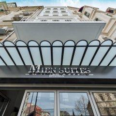 Mien Suites Istanbul 5* Люкс King с различными типами кроватей фото 17