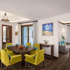 Отель Banana Island Resort Doha By Anantara 5* Вилла с различными типами кроватей фото 7