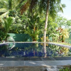 Отель Lanka Rose Guest House Шри-Ланка, Берувела - отзывы, цены и фото номеров - забронировать отель Lanka Rose Guest House онлайн балкон